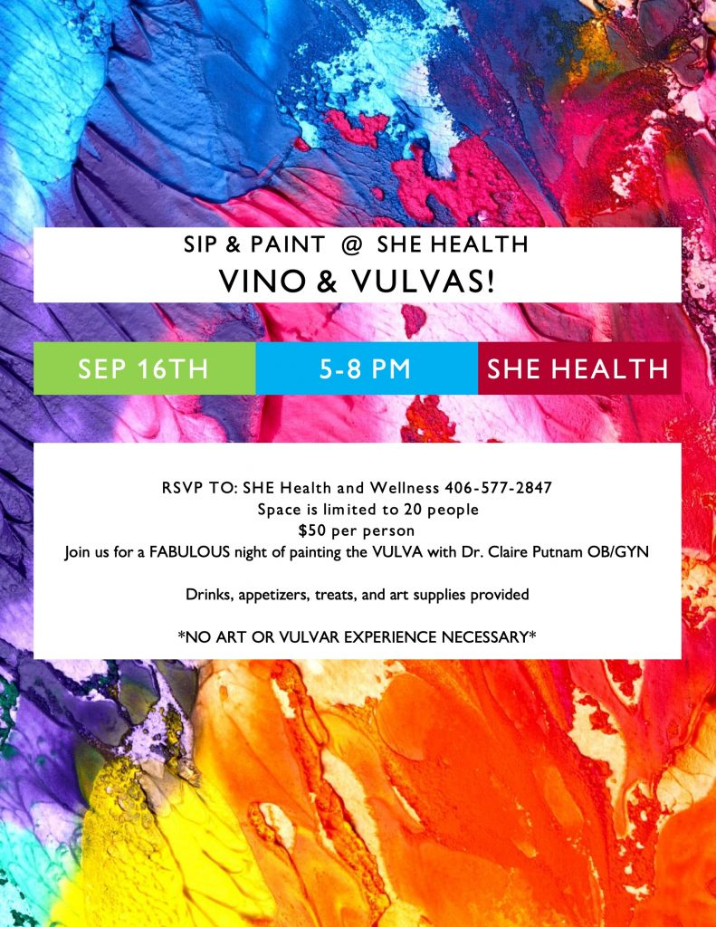 Vino and Vulvas